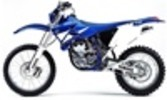 Yamaha WR250F service manual repair 2003 WR250