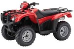 Thumbnail Honda Foreman 500 service manual repair 2012-2013 TRX500