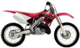 Honda CR250R service manual repair 2000-2001 CR250