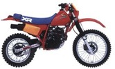 Thumbnail Honda XR200R / XR250R service manual repair 1984-1985 XR200 XR250