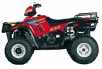 Thumbnail Polaris ATV service manual repair 1999-2000