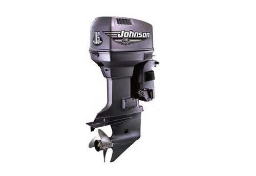 Johnson evinrude outboard motor service manual repair 65hp for Johnson outboard motor repair