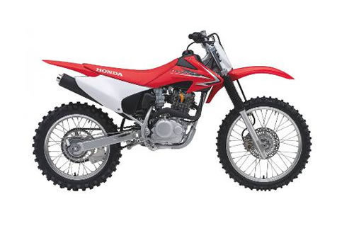 Product picture CRF230F service manual repair 2003-2015 CRF230
