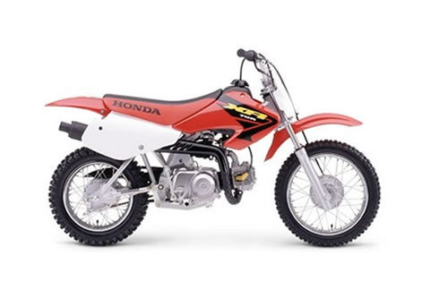 Product picture XR70R service manual repair 1997-2003 XR70 XR 70