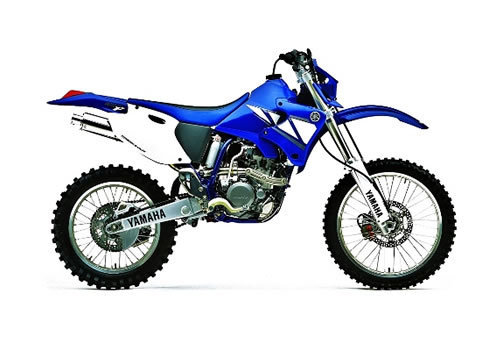 Product picture Yamaha WR250F service manual repair 2001 WR250
