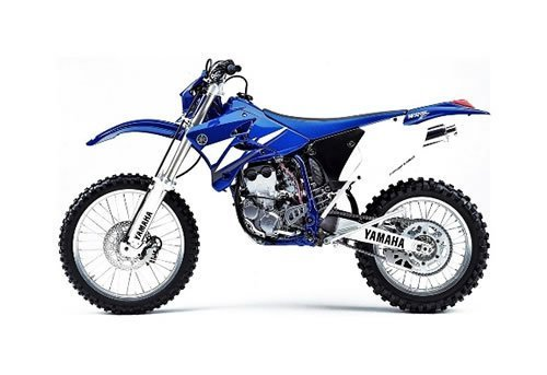 Product picture Yamaha WR250F service manual repair 2003 WR250