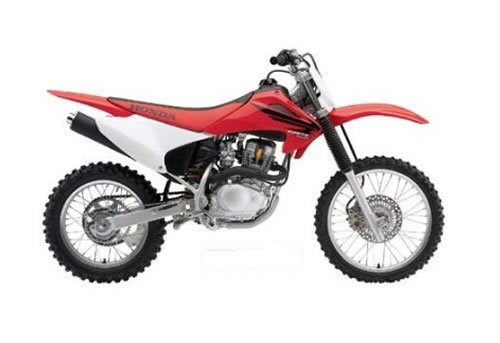 Product picture Honda CRF150F service manual repair 2003-2017 CRF150