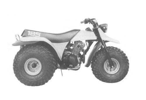Product picture Suzuki ALT185 service manual repair 1985 ALT 185