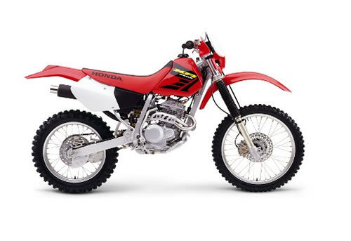 Product picture Honda XR250R service manual repair 1996-2004 XR250